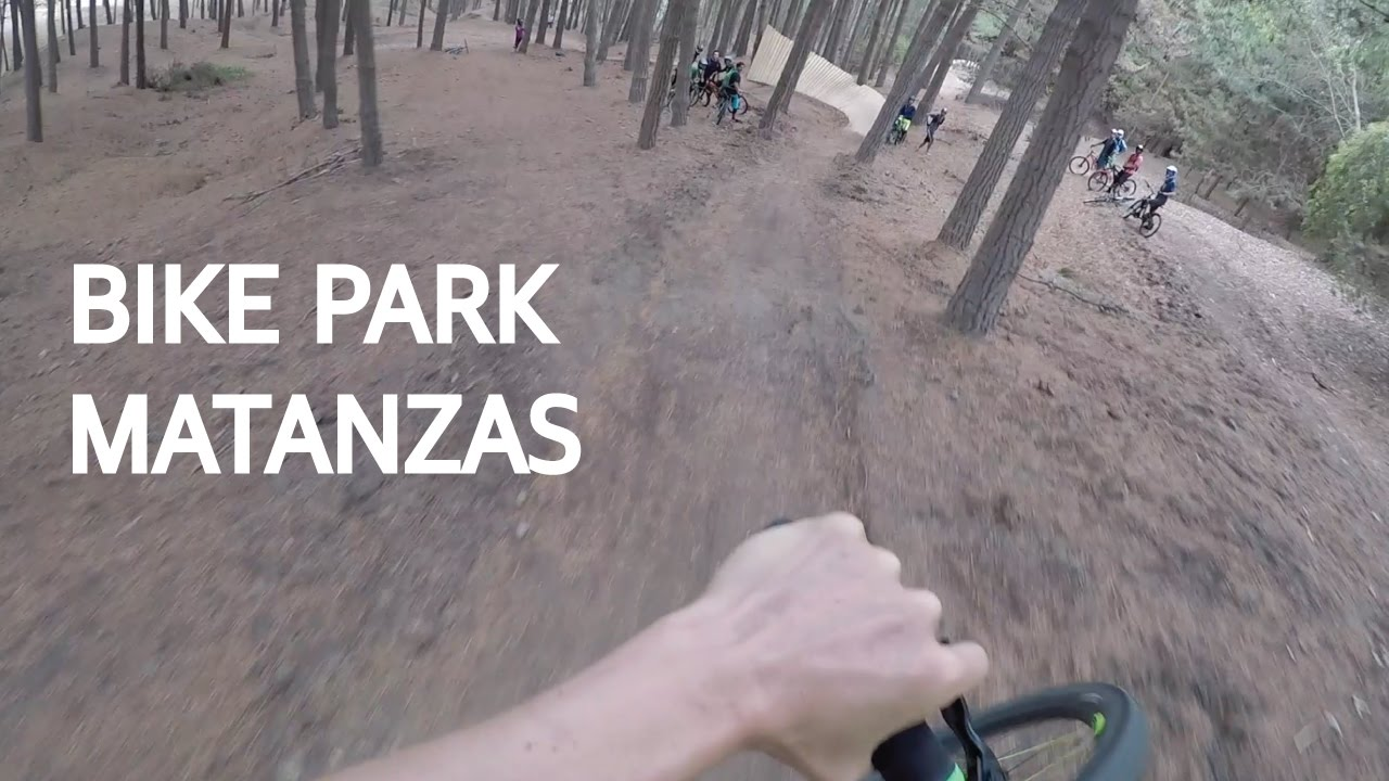 Bike Park Matanzas! Vacaciones con la Vale!!