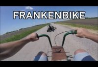Building the Frankenbike: Rat Rod Mini Bike Build and Racing