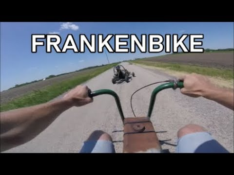 Building the Frankenbike: Rat Rod Mini Bike Build and Racing