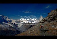 Chamonix to Zermatt with AlpsMountainBike.com - VTT - Mountainbike