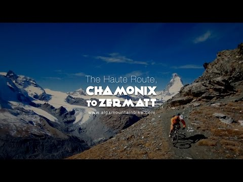 Chamonix to Zermatt with AlpsMountainBike.com - VTT - Mountainbike
