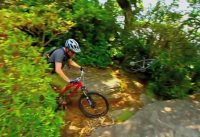 Clawhammer Pisgah Mountain Bike Tech Moves North Carolina