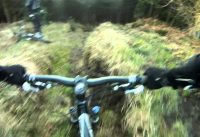 Dalby Forest Mountain Biking Fail fall