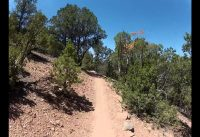 Dale Ball Trail, Mountain Bike, Santa Fe, NM