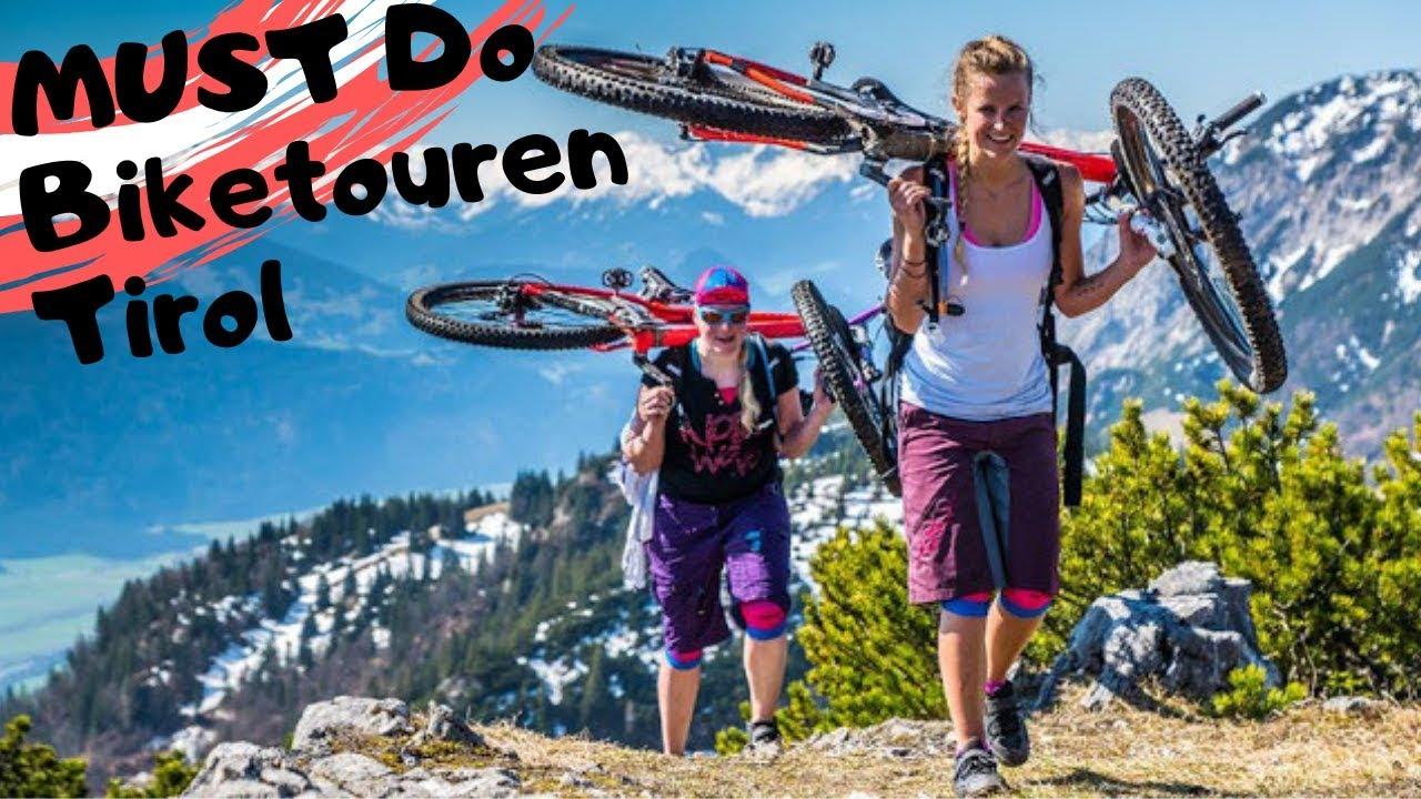 Die schönsten Bike Touren in Tirol: Unterland Nachbergalm Mountainbike Buchacker