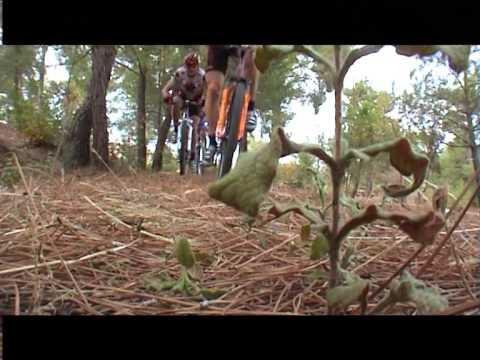 Discover Cyprus on a Mountain Bike with Carsten Bresser and Karl Platt