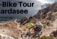E-Bike Tour Gardasee mit mega Aussicht - Mountainbike Hot Spot Gardasee