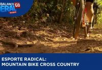 ESPORTE RADICAL: MOUNTAIN BIKE CROSS COUNTRY