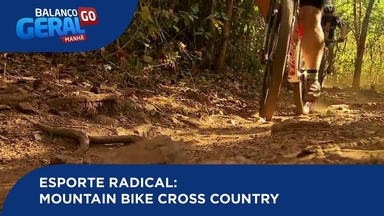 ESPORTE RADICAL: MOUNTAIN BIKE CROSS COUNTRY