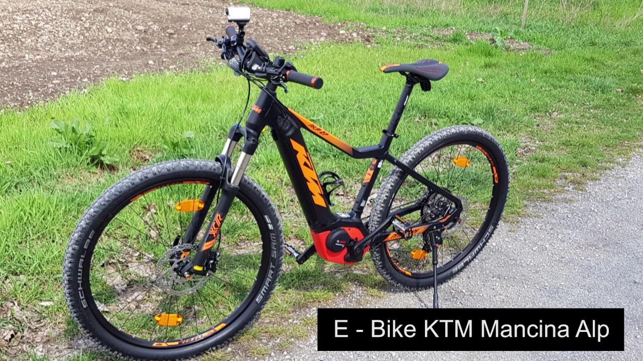 Erste Ausfahrt mit dem E Bike  🔽KTM Macina Alp🔽