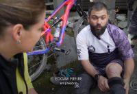 Fantástico - Fant360 sinta a emoção do mountain bike nas montanhas do Canadá