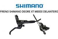 Freno Shimano Deore XT M8000 delantero | retto.com