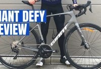 Giant Defy Review (Giant's Endurance Road Performance Bike)