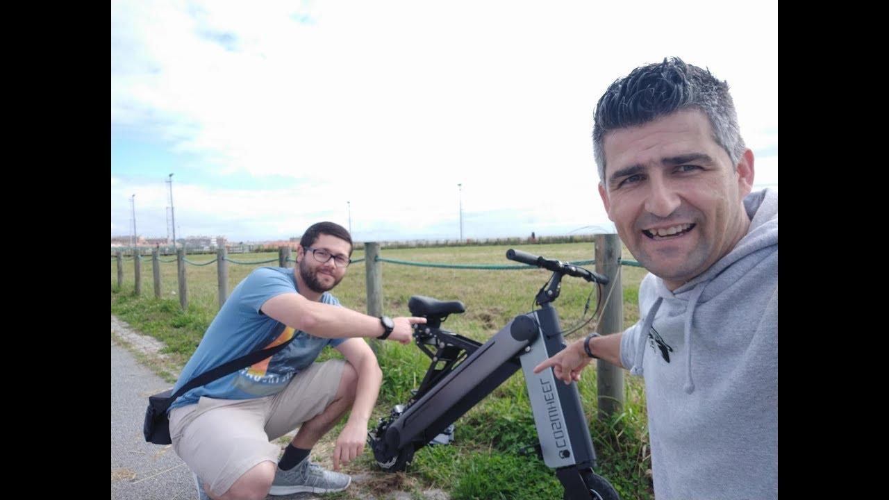 Giveaway Bike Eléctrica coswheel  de 700€ para Subscritor!