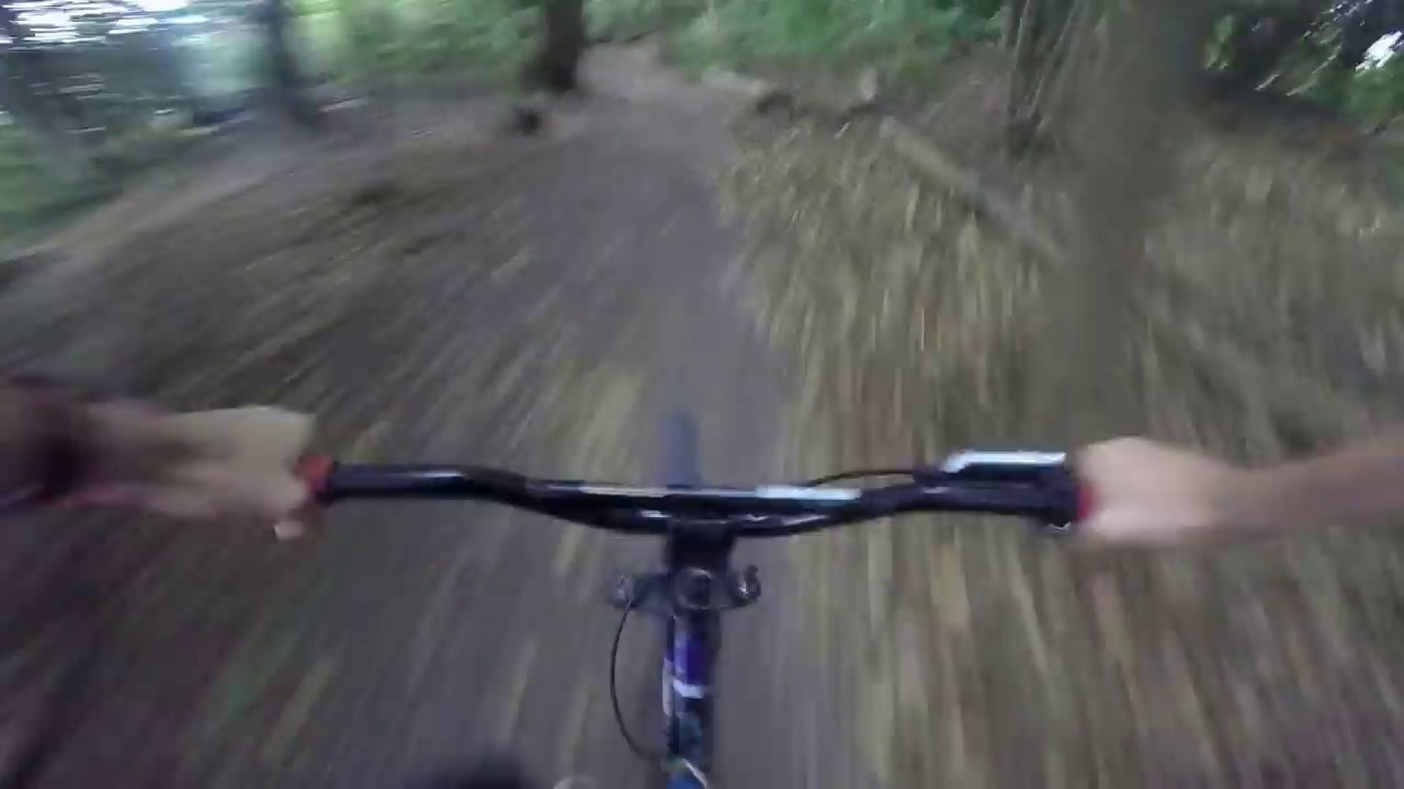 GoPro - Capstone Country Park Woodland Bike Ride