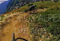 GoPro mtb edit - LES DEUX ALPES bike area with Nico [ hero4 session ]