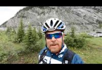 Goat Creek Trail Mountain Bike Ride Banff