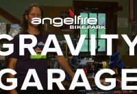 Gravity Garage | How to Adjust your Front Suspension | Angel Fire Bike Park