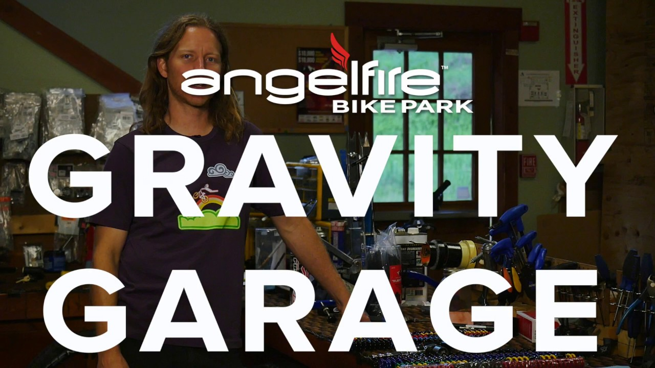 Gravity Garage | How to Adjust your Front Suspension | Angel Fire Bike Park