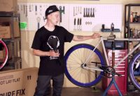 How to assemble your Pure Fix Fixed Gear Bike
