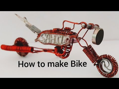 How to make virus increase bike - DIY Electric Bike 40km/h | How to make electric bike