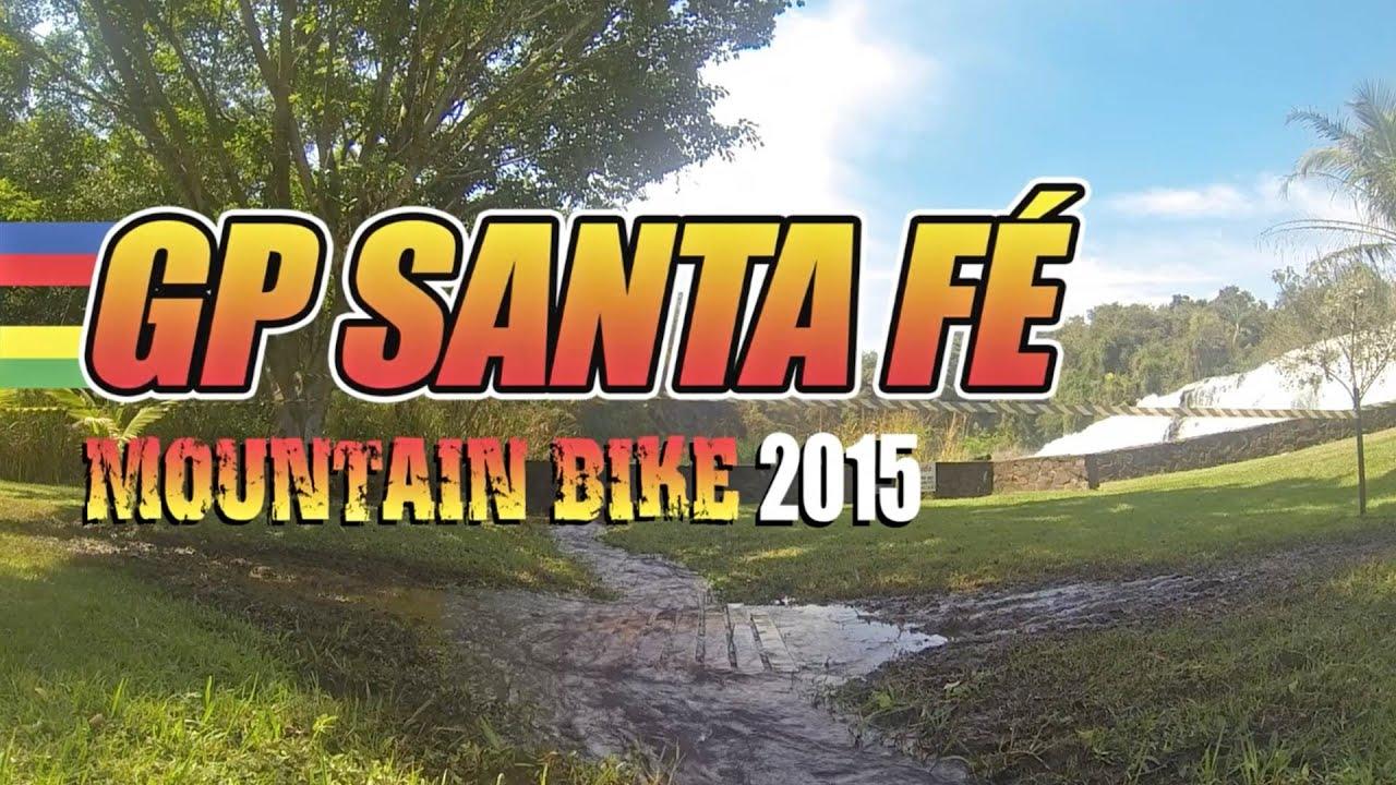 I GP Santa Fé de Mountain Bike :: Disposição