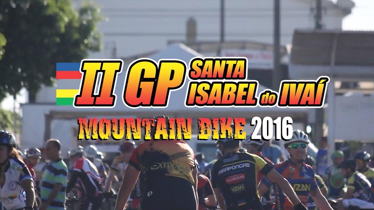 II GP Santa Isabel do Ivaí de Mountain Bike :: Disposição