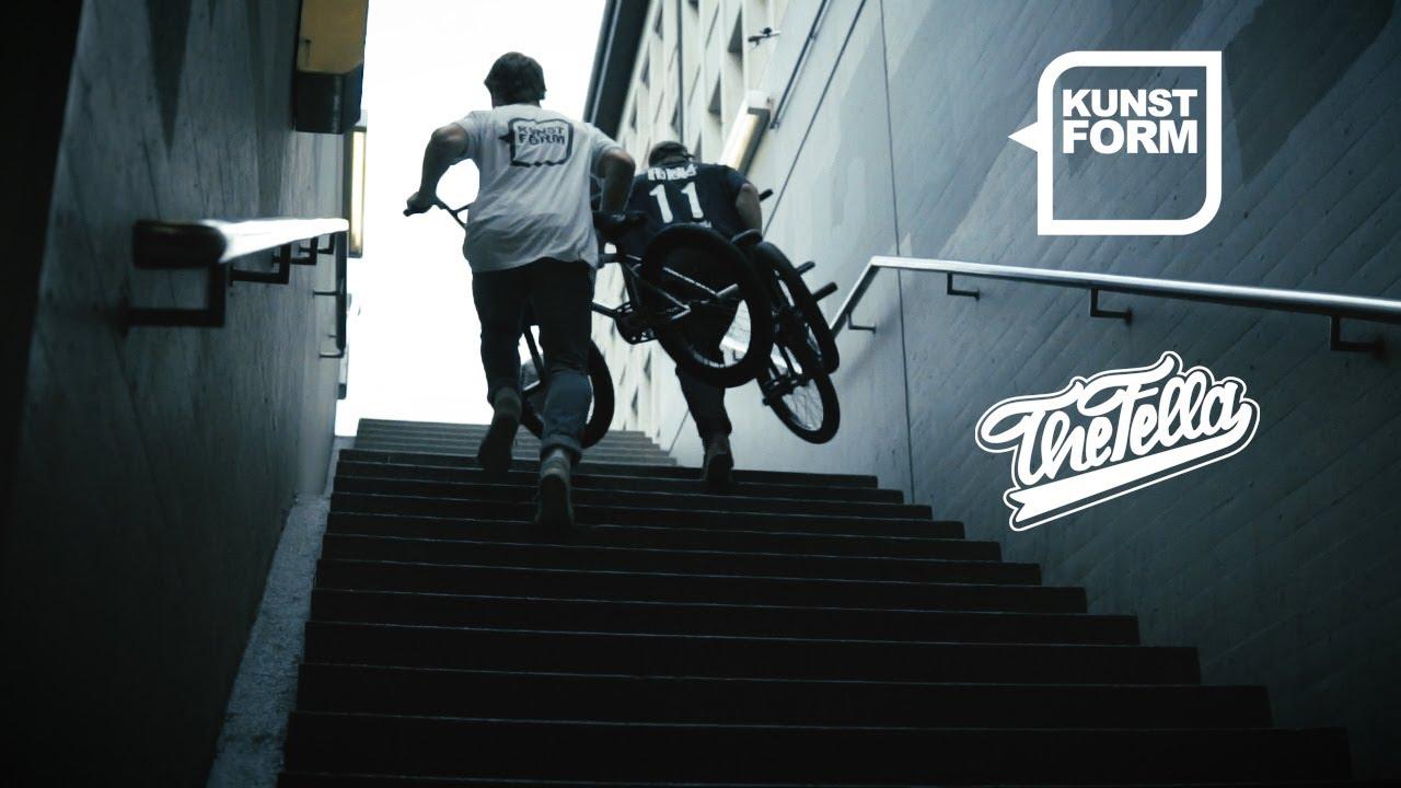 Kunstform X The Fella BMX Promo 2017
