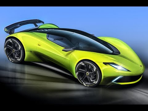 Lotus TYPE 130 the upcoming release || pure electric supercar.