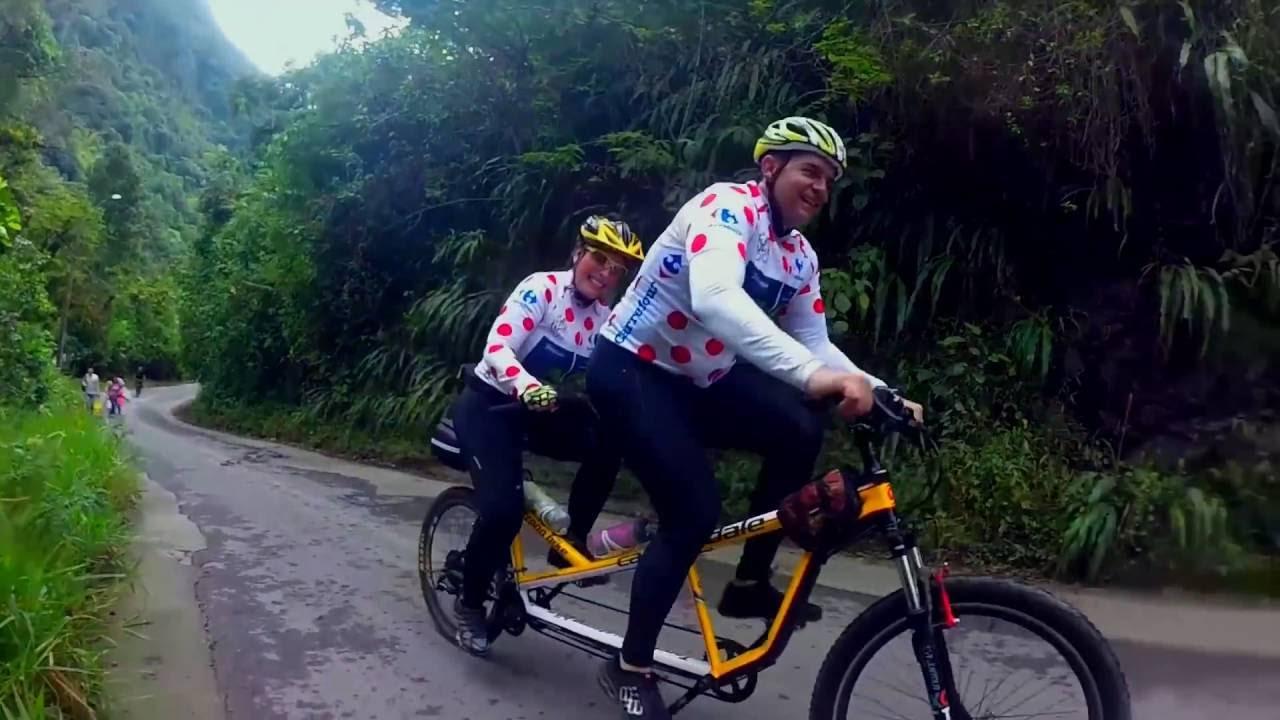 MSC Bikes Ruta Mountain bike, Pueblito pance Valle del cauca