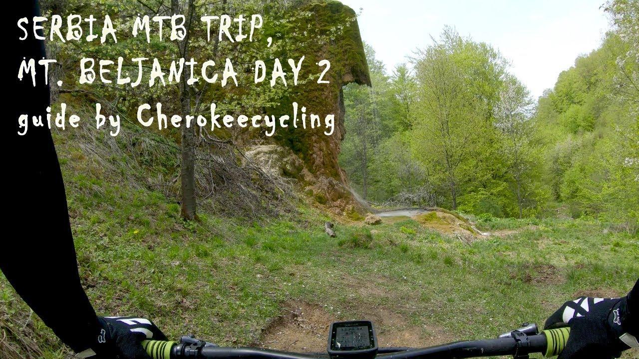 MTB Adventure In Serbia Mt. Beljanica day 2 4k
