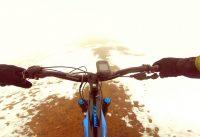 MTB Bergamo - Valle Imagna: Costa del Palio, 579, Fuipiano, nella nebbia (E-Bike ON)