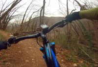 MTB Bergamo - Valle Seriana: Olera, 532, Burro (E-Bike ON)