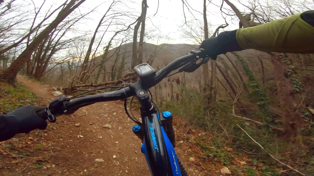 MTB Bergamo - Valle Seriana: Olera, 532, Burro (E-Bike ON)