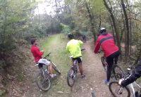 MTB Bike Experience Torino: Superga Sentiero 65 - 63 - 29 (NO FINALE)