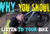 MTB Plan B - Find and eradicate those pesky squeaks, creaks and rattles!