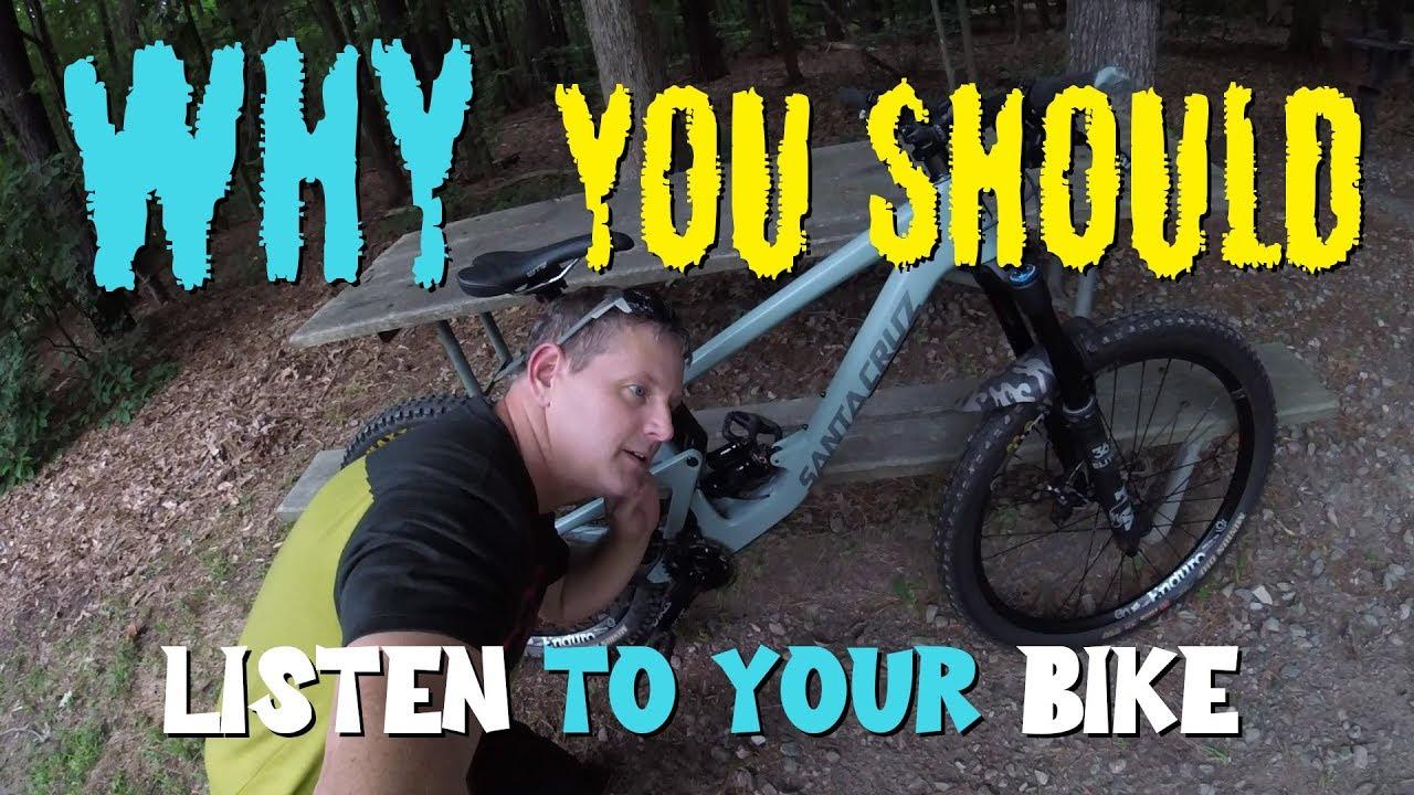 MTB Plan B - Find and eradicate those pesky squeaks, creaks and rattles!