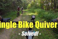 MTB Plan B - Single Bike Quiver?  2019 Santa Cruz Bronson on XC trails