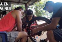 Mountain Bike en Rapa Nui - Reparando bicicletas, entregando oportunidades!