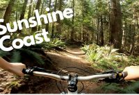 Mountain Biking BC's Sunshine Coast!