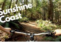 Mountain Biking BC's Sunshine Coast!