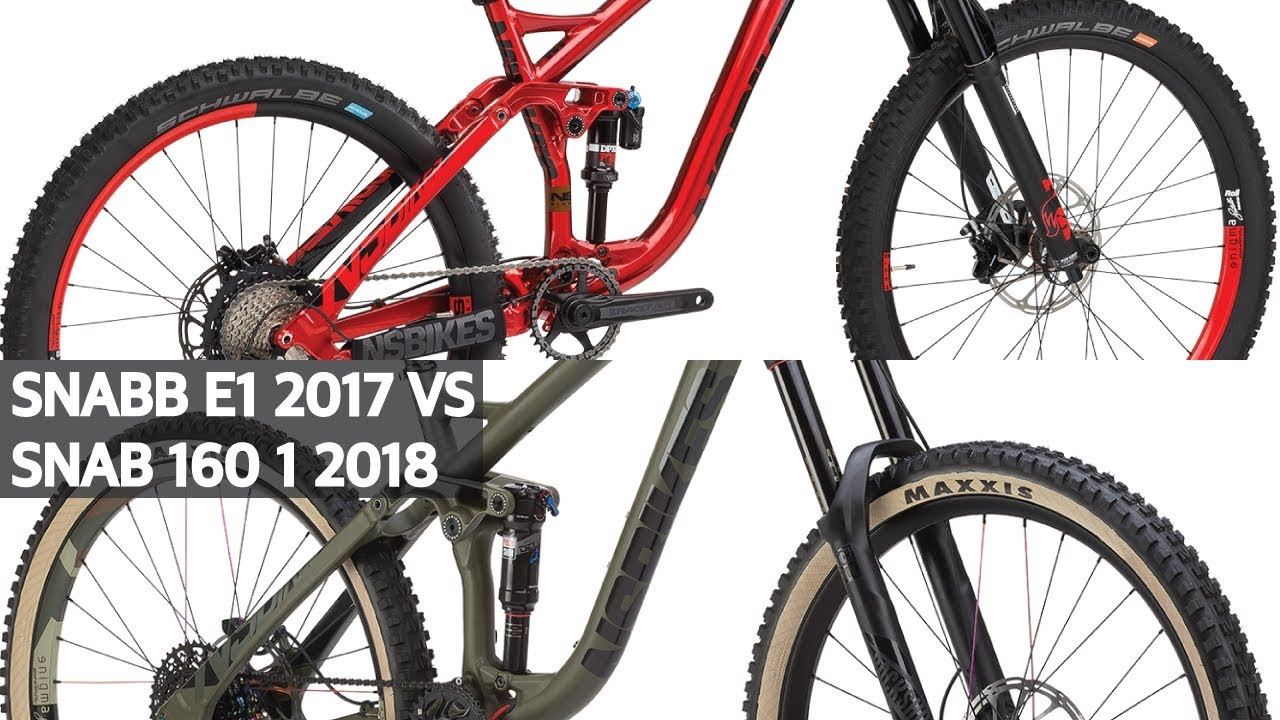 Review Snabbs! - Componentes vs Comportamiento de una Mountain Bike!
