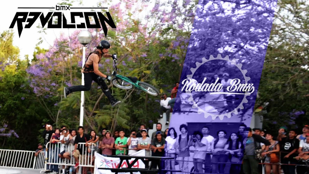 Revolcon BMX 2014 - Rampa