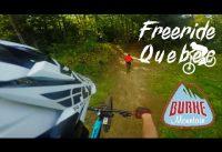 Riding Burke Mountain Bike Park + 2018 Season Ender :/ (Part.2)