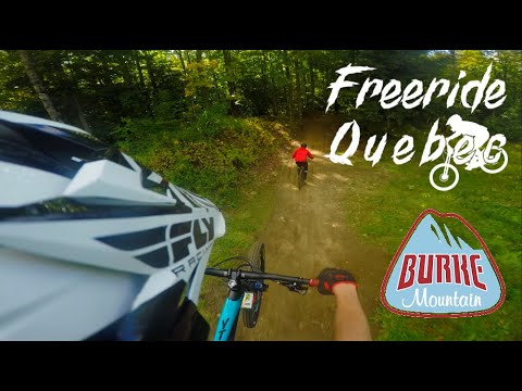 Riding Burke Mountain Bike Park + 2018 Season Ender :/ (Part.2)