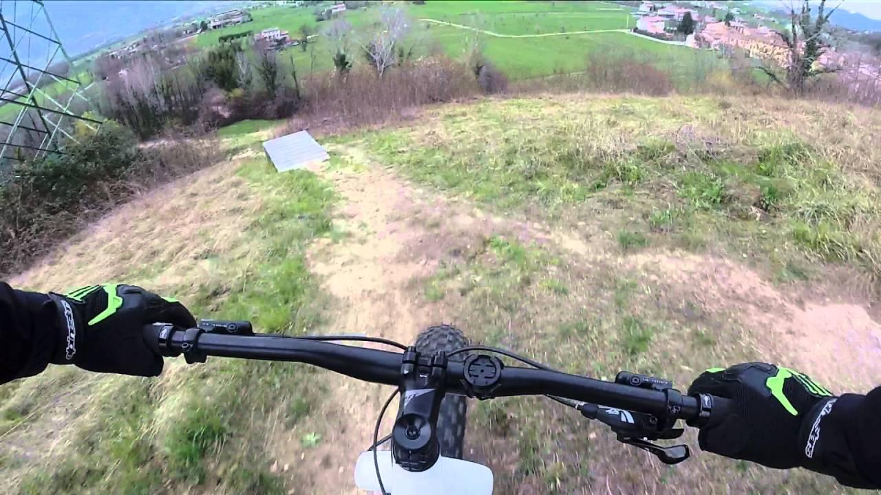 RockDrop pista da mountain bike   Anaconda