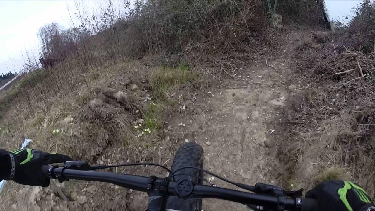 RockDrop pista da mountain bike   Magneto