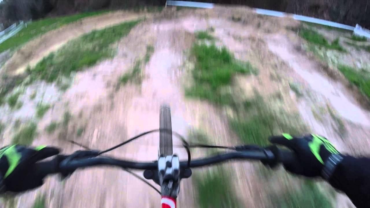 RockDrop pista da mountain bike   Pump track