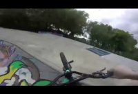 Short BMX solo-session @kasteellaan