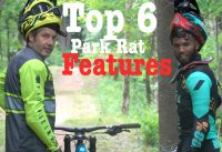 Snowshoe Bike Park Top Features